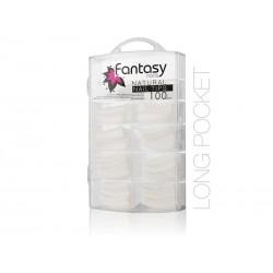 Fantasy Nails - Nehtové tipy CLASSIC 100ks